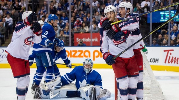 Game #10 Review: Columbus Blue Jackets 4 vs. Toronto Maple Leafs 3 (OT) | Maple Leafs Hotstove