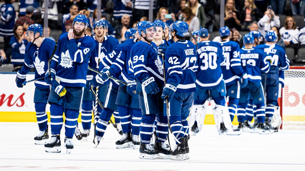The Toronto Maple Leafs After 17 Games: Surprises and ...