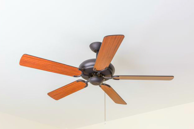 Run Your Ceiling Fan On Low And Spin It Clockwise | Cold Weather Hacks to Keep You Cozy This Winter