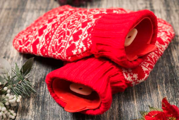 Warm Water Bottles | Cold Weather Hacks To Keep You Cozy This Winter