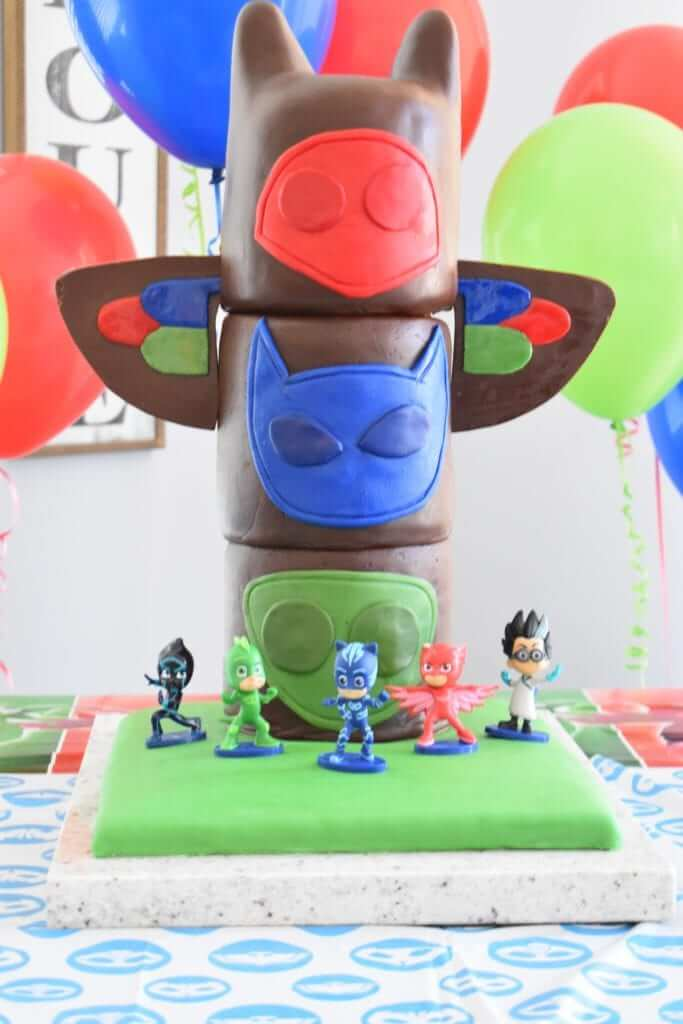 Pj Masks Birthday Ideas For A 3 Year Old Lou Lou Girls