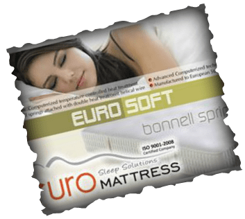 well come to euro mattress home