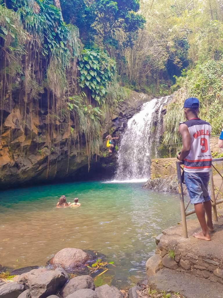 waterfalls in grenada