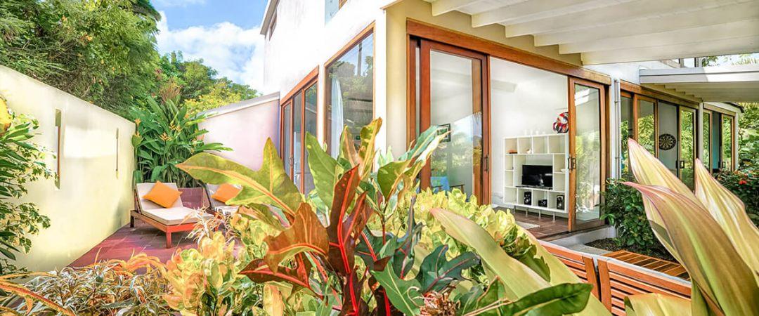 Seaview 1-Bedroom Loft Villa