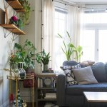 A Cozy Plant Filled Bohemian Apartment Glitter Guide