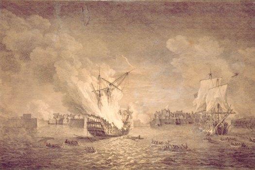 Siege of Louisbourg
