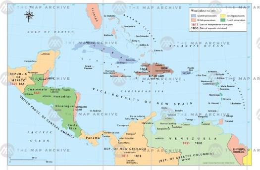 Regiment Sent to West Indies