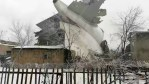 Turkish Cargo Boeing 747 Crashes In Kyrgyzstan