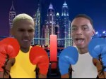 Chris Brown And Soulja Boy To Fight In Dubai To Make Alot Of Cash