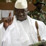 President-Yahya-Jammeh-Acting-tough General News News