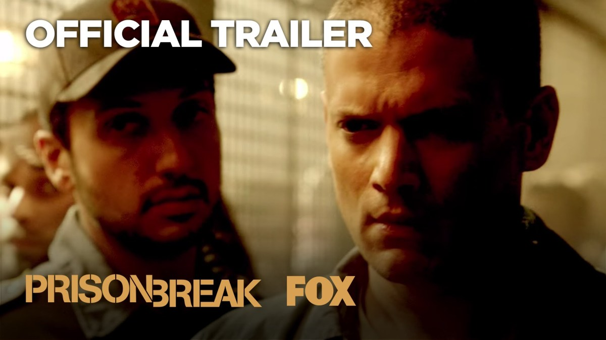 DOWNLOAD VIDEO: Prison Break Season 5 (Trailer) MUST WATCH!!!