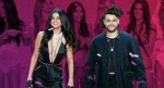 SELENA GOMEZ Making Out With THE WEEKND … AWKWARD?