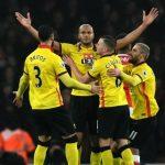 VIDEO: Arsenal 1 – 2 Watford [Premier League] Highlights 2016/17