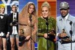 Full list of 2017 GRAMMY awards winners