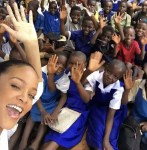 Harvard University Named Rihanna Humanitarian Of The Year