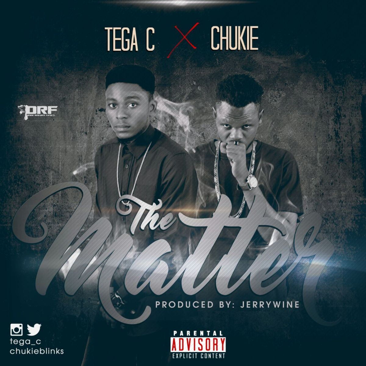 "Tega C - ""The Matter"" ft. Chukie"