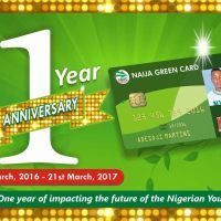 So Far So Good.... Naija Green Card Is One