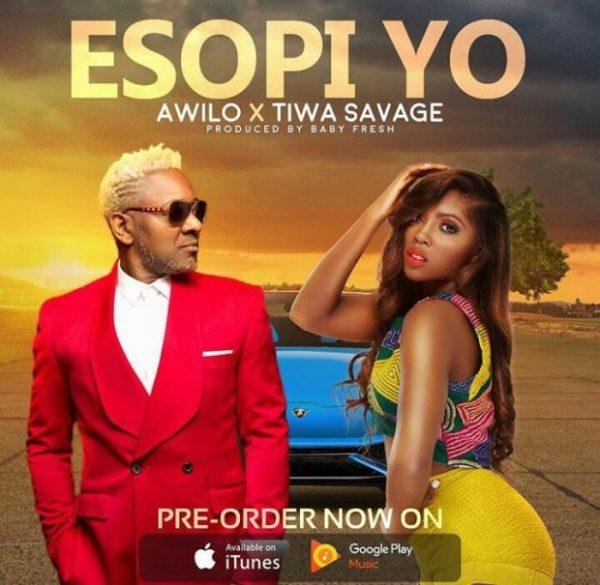 Awilo Longomba ft. Tiwa Savage – Esopi Yo