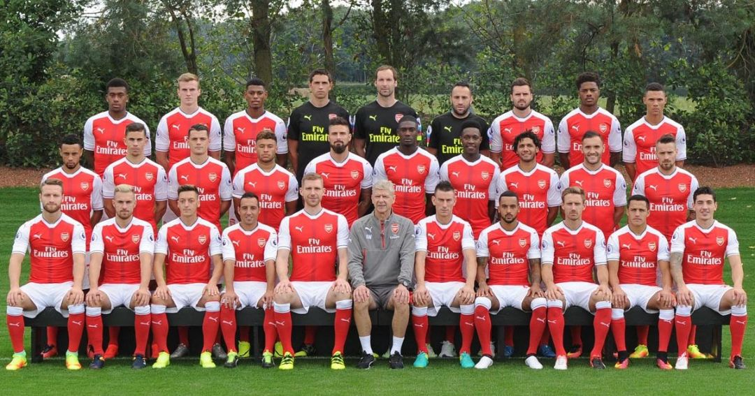 Arsenal-1st-team-squad-201620171 Foreign General News News Photos Sports