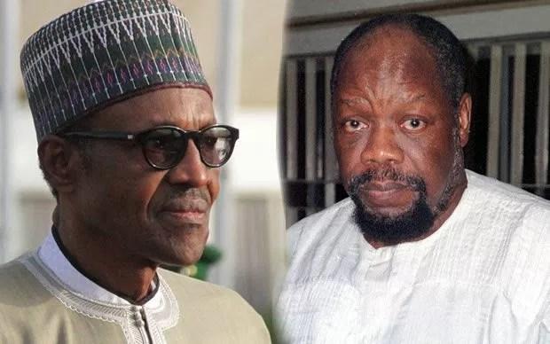 Buhari-Ojukwu General News News Politics
