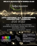 Event: 10th National DJs Conference Convention Carnival