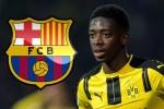 Barcelona Confirm £97M Dembele Deal [See Shirt Number]