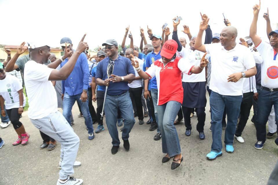 Kogi-State-Governor-celebrate4 General News Metro News Photos Politics