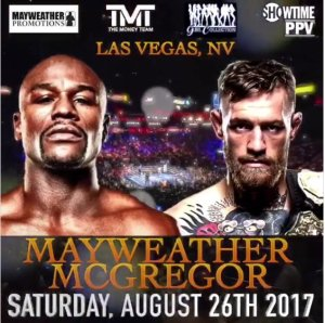 mayweather-mcgregor-poster-300x298 News Recent Posts Sports Vídeos