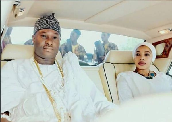 ooni-of-ife-and-lovely-wife Entertainment Gists General News Lifestyle & Fashion News