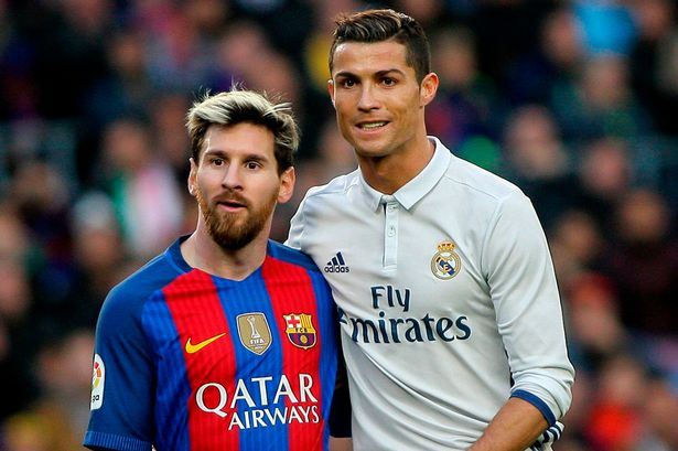 ronaldo-messi Foreign General News News Sports