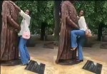 UNILAG - We Didn't Rusticate Female Student For Dancing With Late Vice Chancellor's Statue