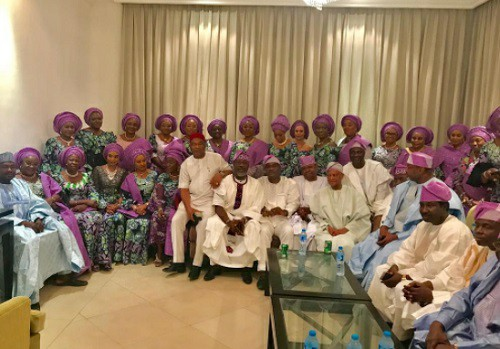 Photos - Bukola Saraki's Daughter Wedding in Ilorin