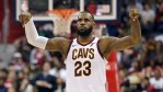 LeBron James Makes History; Scores 57 Points For Cleveland Cavaliers In Win Over Washington Wizards
