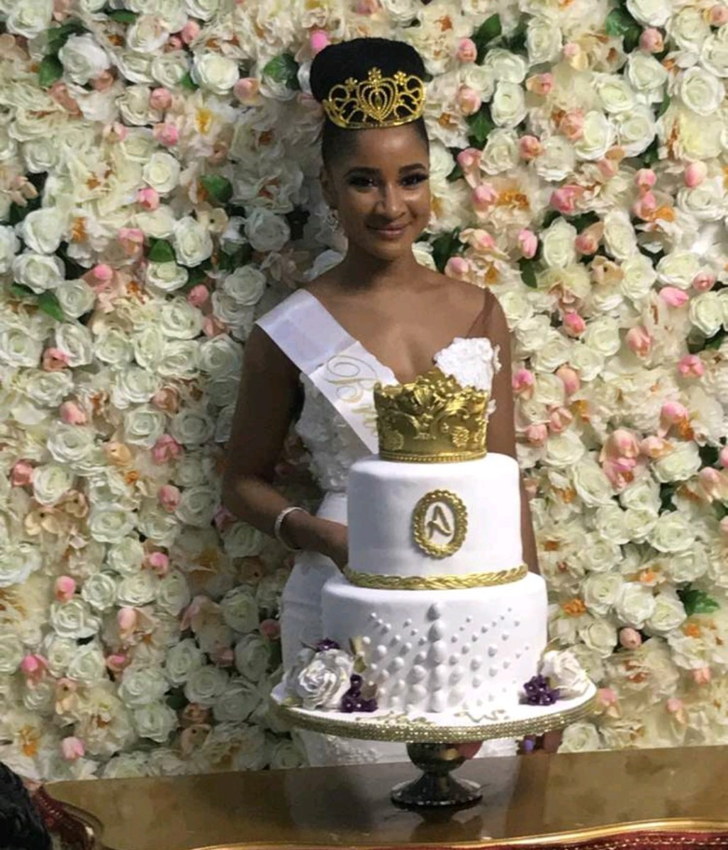 More Photos From Adesua Etomi's Bridal Shower