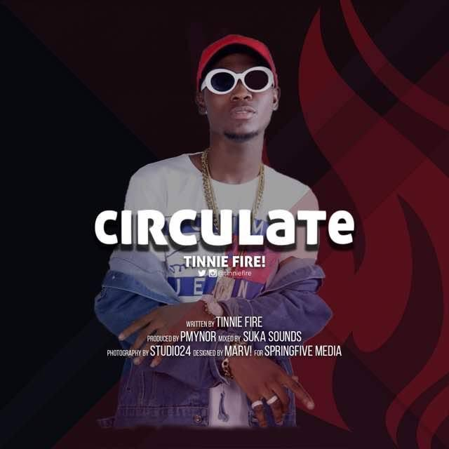 Tinnie-Fire-Circulate Audio Music Recent Posts