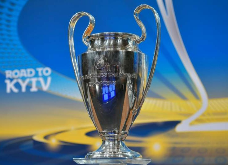 UEFA Champions League Round of 16 Full Draw