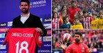 Atlético Madrid Unveil Diego Costa As New Signing