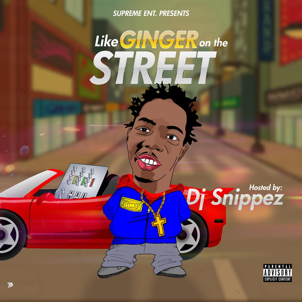 DJ-Snippez-Like-Ginger-on-The-Street-Mix Mixtapes Recent Posts