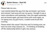 Shocking Story: Nigerian Lady Narrates How She Found Out Her Boyfriend Eats Poo For Yahoo Plus Rituals
