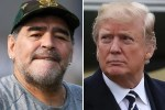Football Legend Diego Maradona Denied Entry into The US For Calling President Trump a 'Puppet' on TV