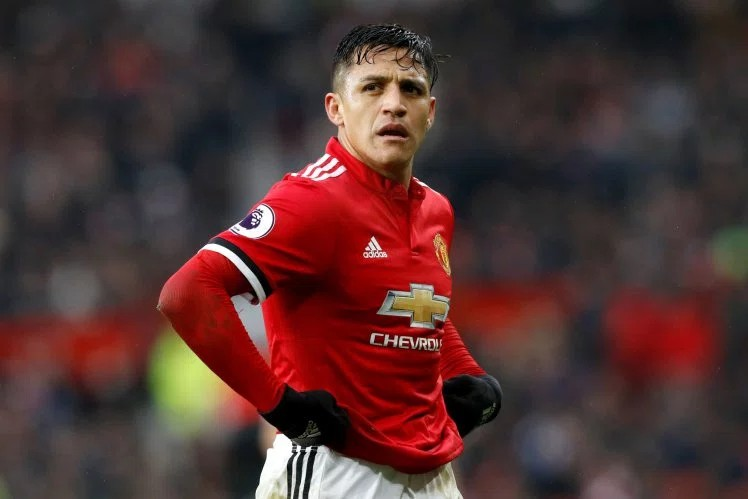 Manchester United Star Alexis Sanchez Sentenced To 16 Months in Prison