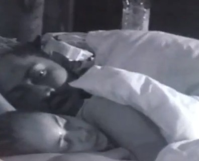#BBNaija 2018 Housemates, Miracle and Nina Had Early Morning Sex in Bed (+18 Video)
