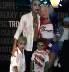 Wiz Khalifa And Amber Rose Team Up For Their Son's Birthday Party