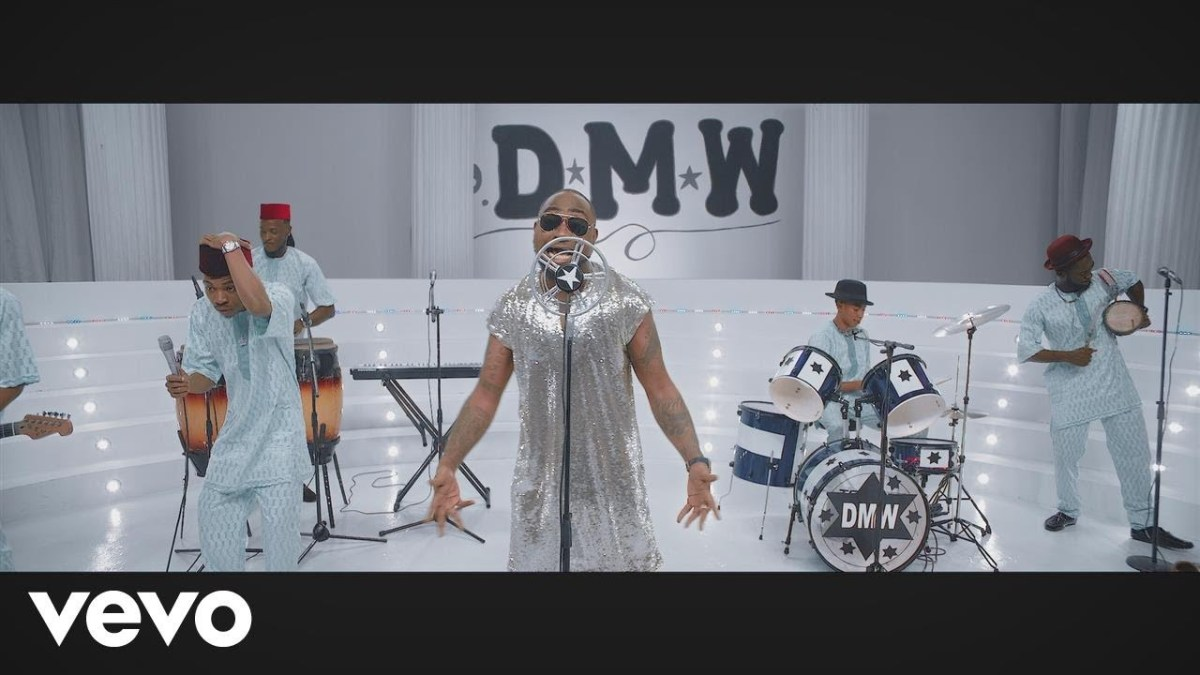 VIDEO: Davido – Flora My Flawa