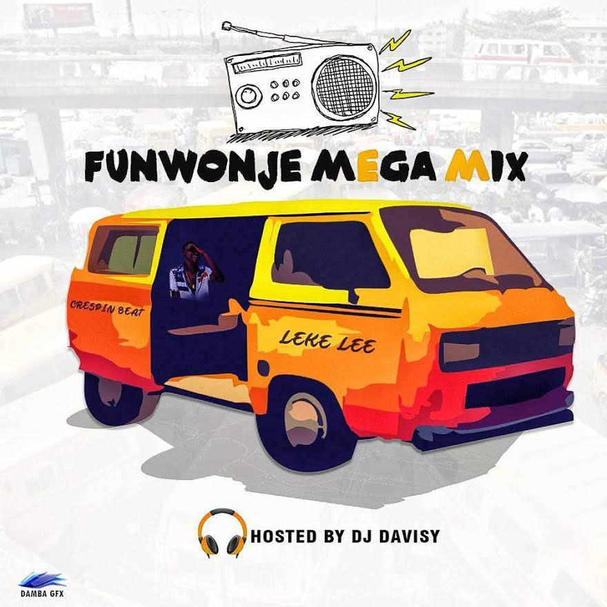 DJ-Davisy-Funwonje-Mega-Mixtape Mixtapes