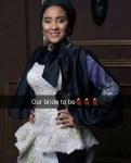 Wedding Invite of Aliko Dangote's Daughter, Fatima