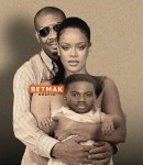 See This Hilarious Family Photo of Don jazzy, Rihanna and Korede Bello