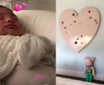 Kylie Jenner Shares Photos of Her Cute Dlaughter Stormi, Her Room & Closet