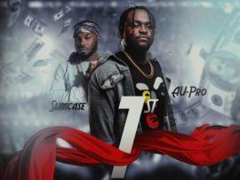 """Au-Pro – """"1st"""" ft. Slimcase"""