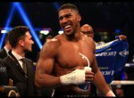 Anthony Joshua is $20m Richer After Defeating Joseph Parker